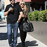 Pictures of Rachel Zoe and Rodger Berman