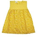 Crochet and Liberty-print cotton combine for the cutest Summer sundress ($74) by Violeta e Federico.