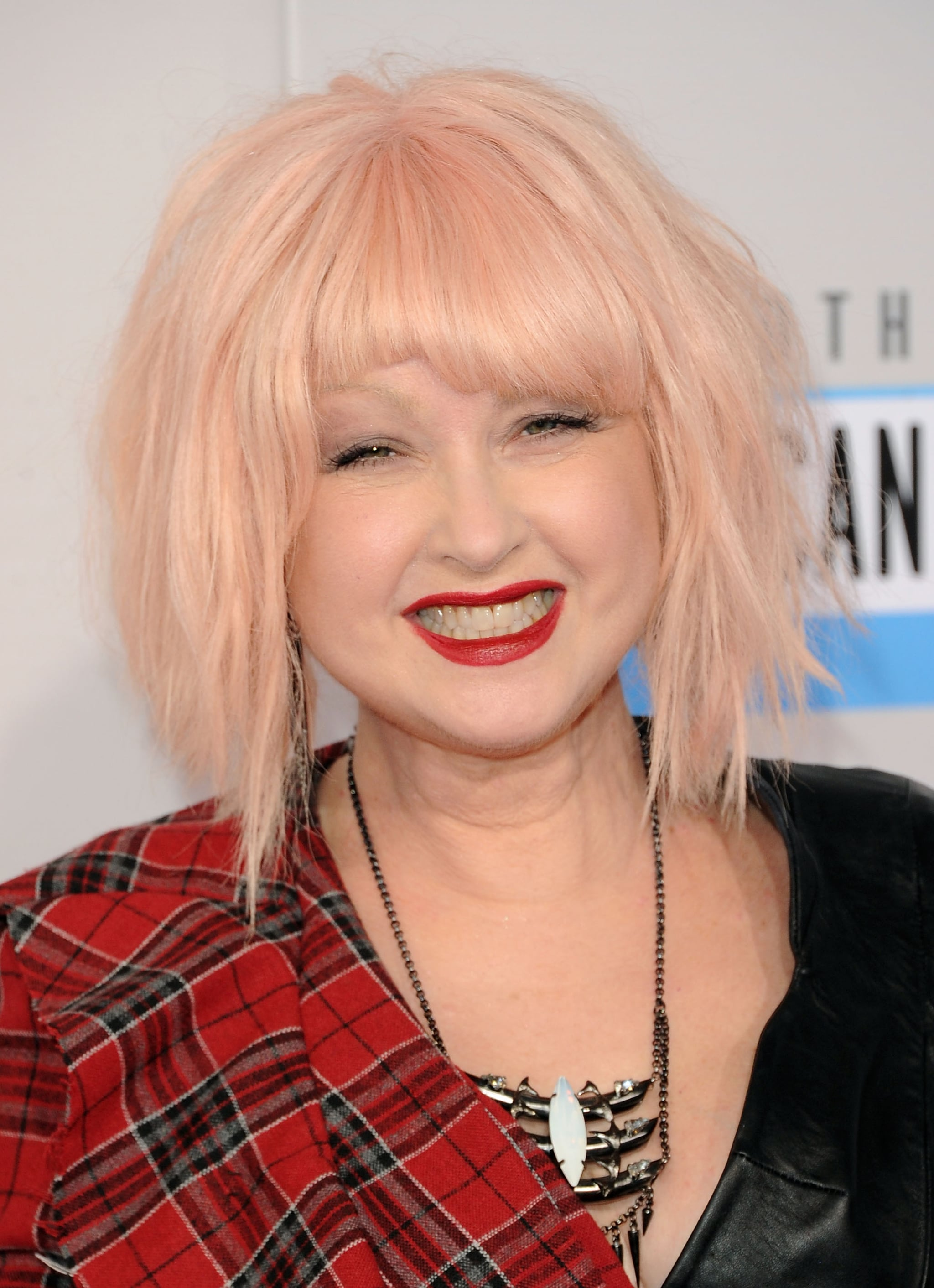 """Cyndi Lauper told Metro Weekly in 2002 that she makes a point to vouch for her sister Elen: """"My sister is a lesbian, and she's one of the most fantastic people I know. It's a family issue. If you can't vouch for people in your own family, who are you going to vouch for?"""""""