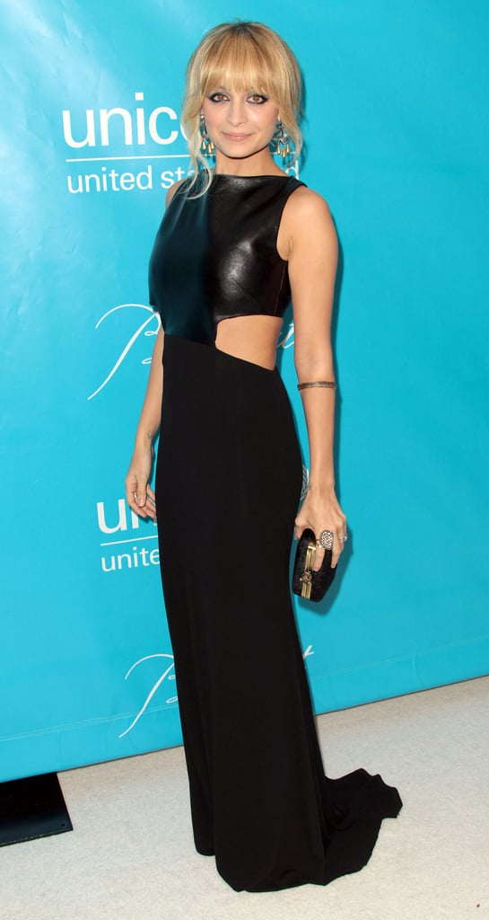 Nicole Richie attended UNICEF's 2011 Ball.