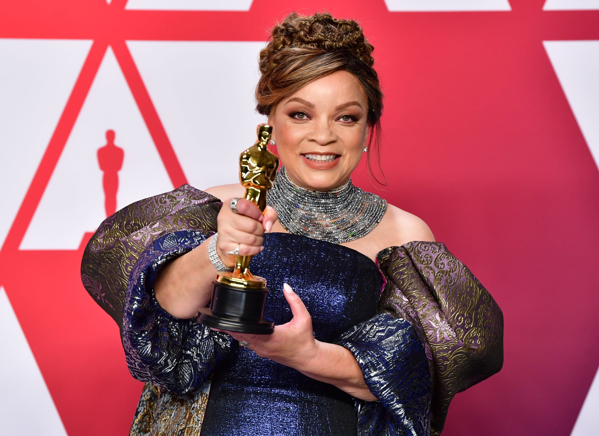 Ruth E Carter Black Panther Costume Design Oscars Interview Popsugar Entertainment