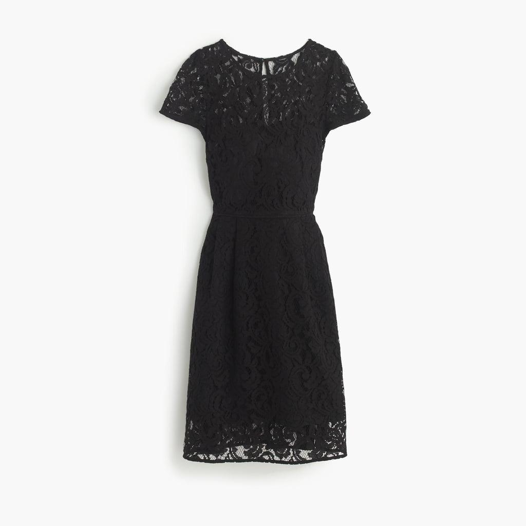 J.Crew Alisa Dress in Leavers Lace ($228)