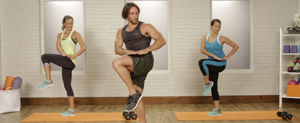 20-Minute HIIT Challenge With Adam Rosante