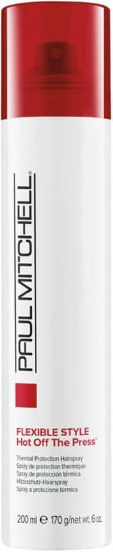 Paul Mitchell Flexible Style Hot Off The Press Thermal Protection Hairspray