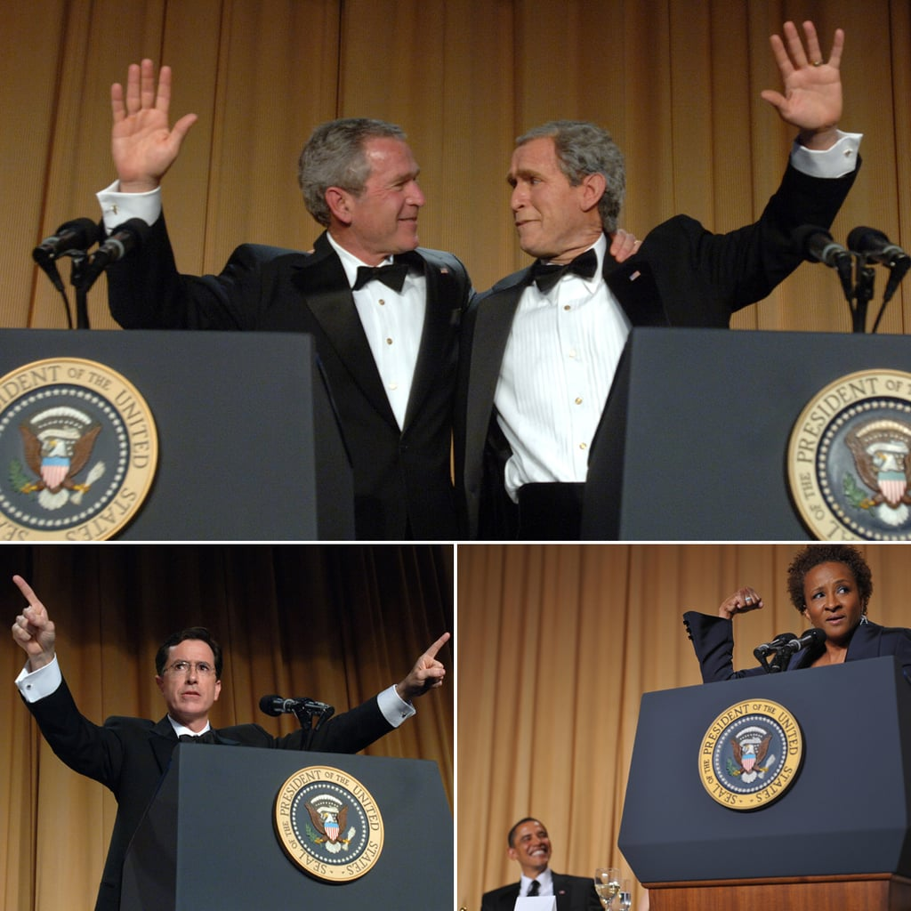 The Funniest Moments From the White House Correspondents' Dinners Past