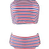 Colorful World Tankini Bikini