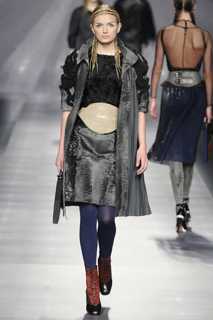 Fendi Runway 2012 Fall