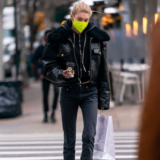 Hunter Schafer Wearing Reebok x Maison Margiela Boots in NYC