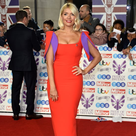 Pride of Britain Awards 2019 Celebrity Red Carpet Photos
