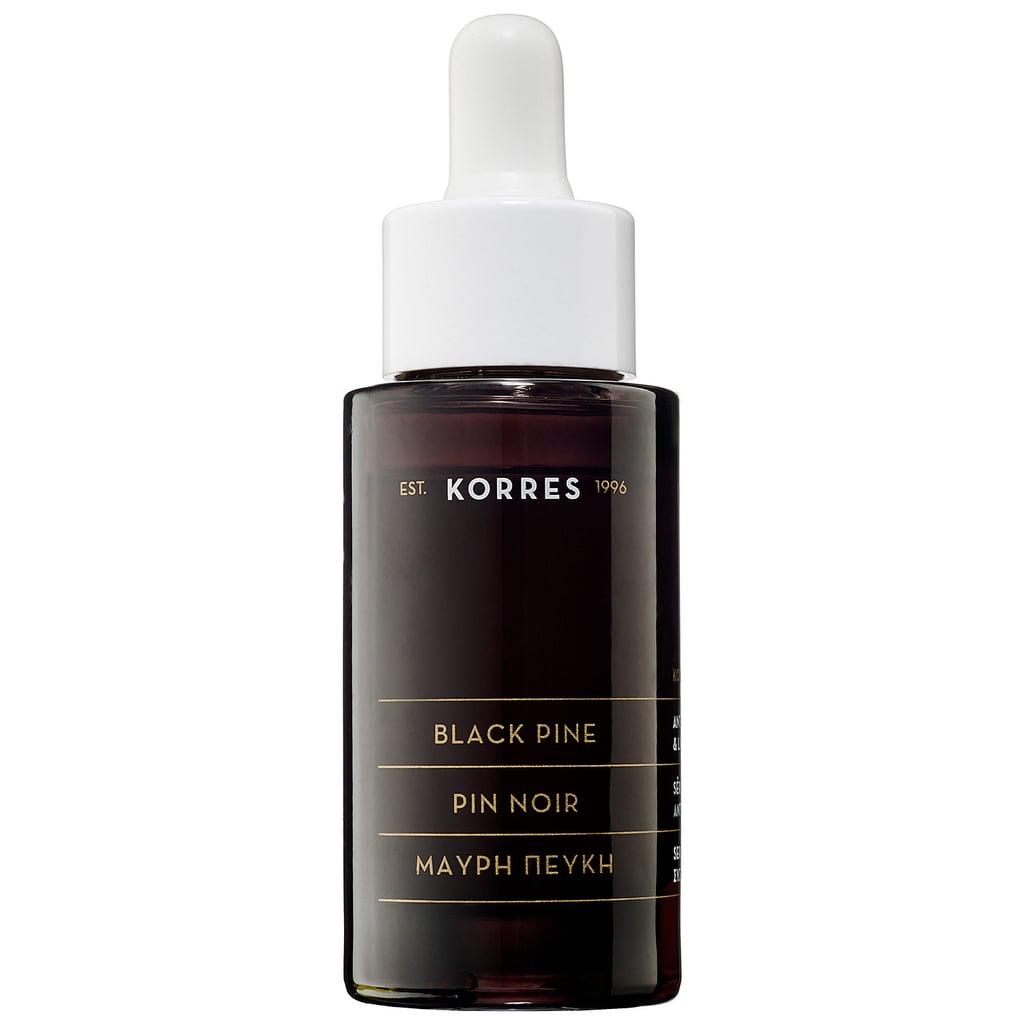 Korres Black Pine Active Firming Sleeping Oil