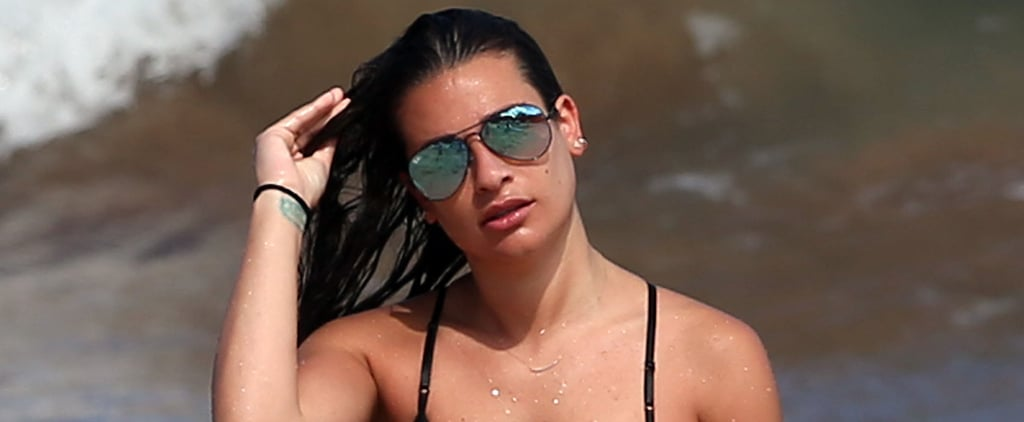 Lea Michele Has That New Relationship Glow During a Bikini-Filled Weekend in Hawaii