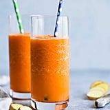 Whole30: Orange Carrot Ginger Smoothie