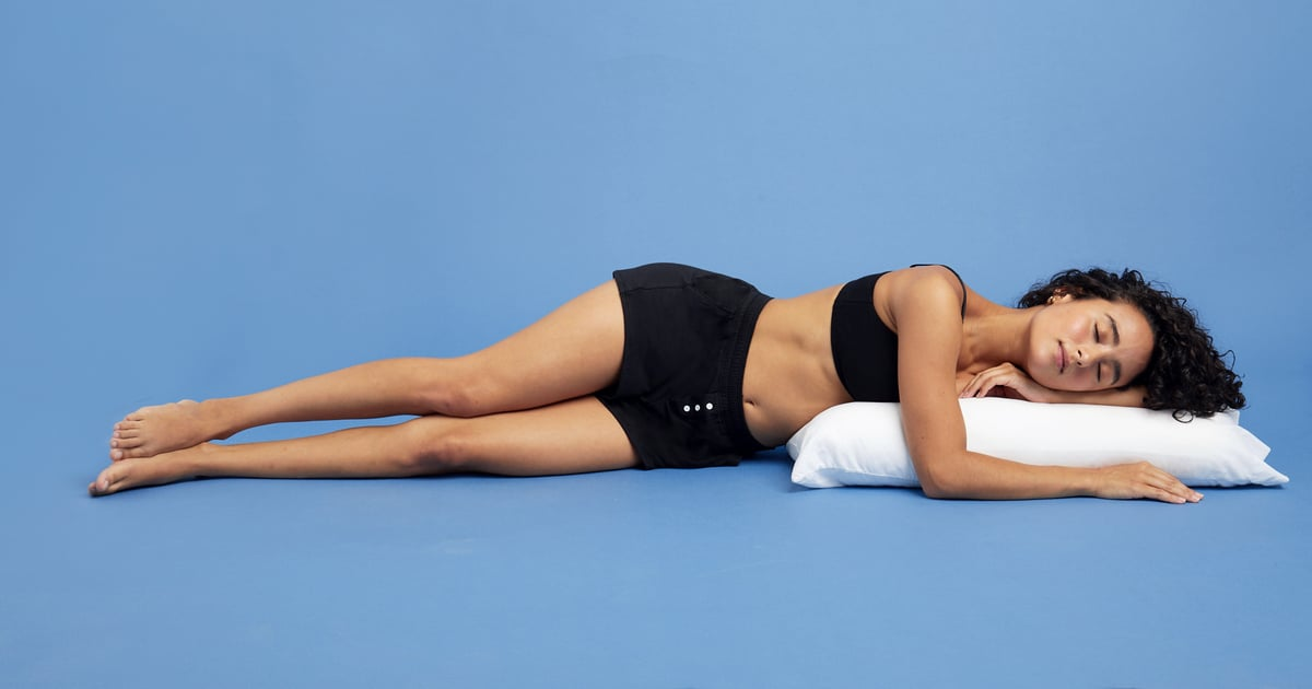 I'm a Period-Underwear Convert, and I'm Loving These New Period-Proof Sleep Shorts