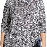 Vince Camuto Side-Tie Turtleneck Sweater