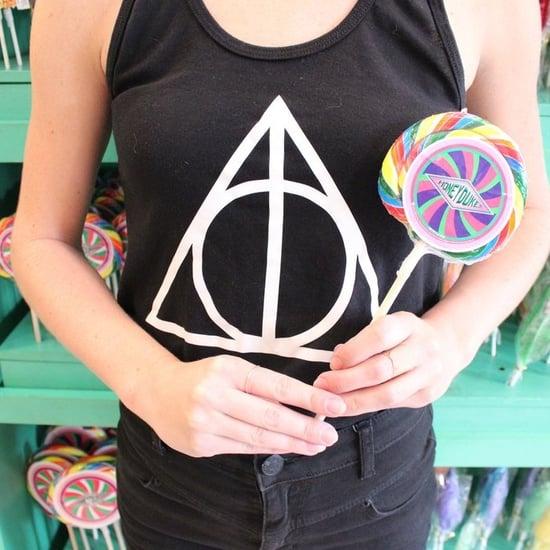 أروع حلويات هاري بوتر