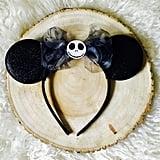 Jack Skellington Minnie Ears ($15)