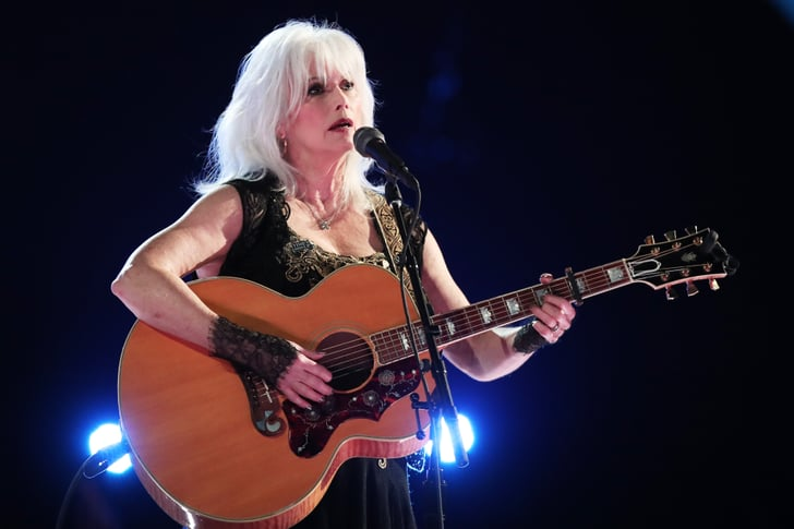 Pictured: Emmylou Harris | Best Pictures From the 2018 ... Emmylou Harris In Nederland In 2018