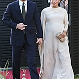 The Royal Reception Gown