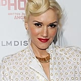 Gwen Stefani attended the LA premiere of In the Land of Blood and Honey.