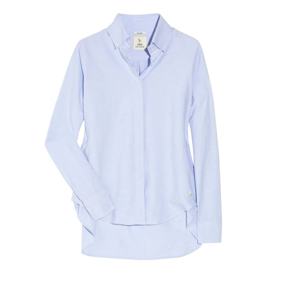 MiH Jeans Cotton Swing Shirt, $175