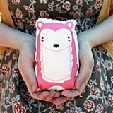Mini Love Bear Pillow ($10)