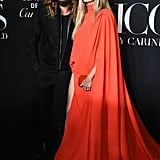 Tom Kaulitz and Heidi Klum at the Harper's Bazaar ICONS Party