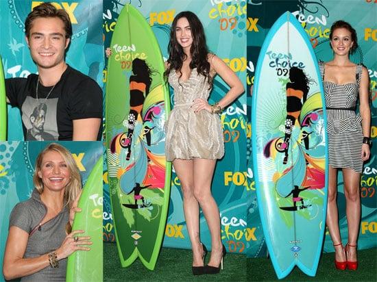 Photos of Teen Choice Awards Press Room
