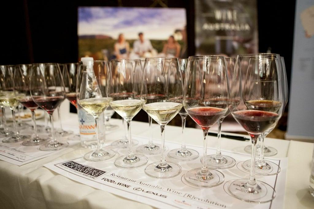 Australia Wine [R]evolution