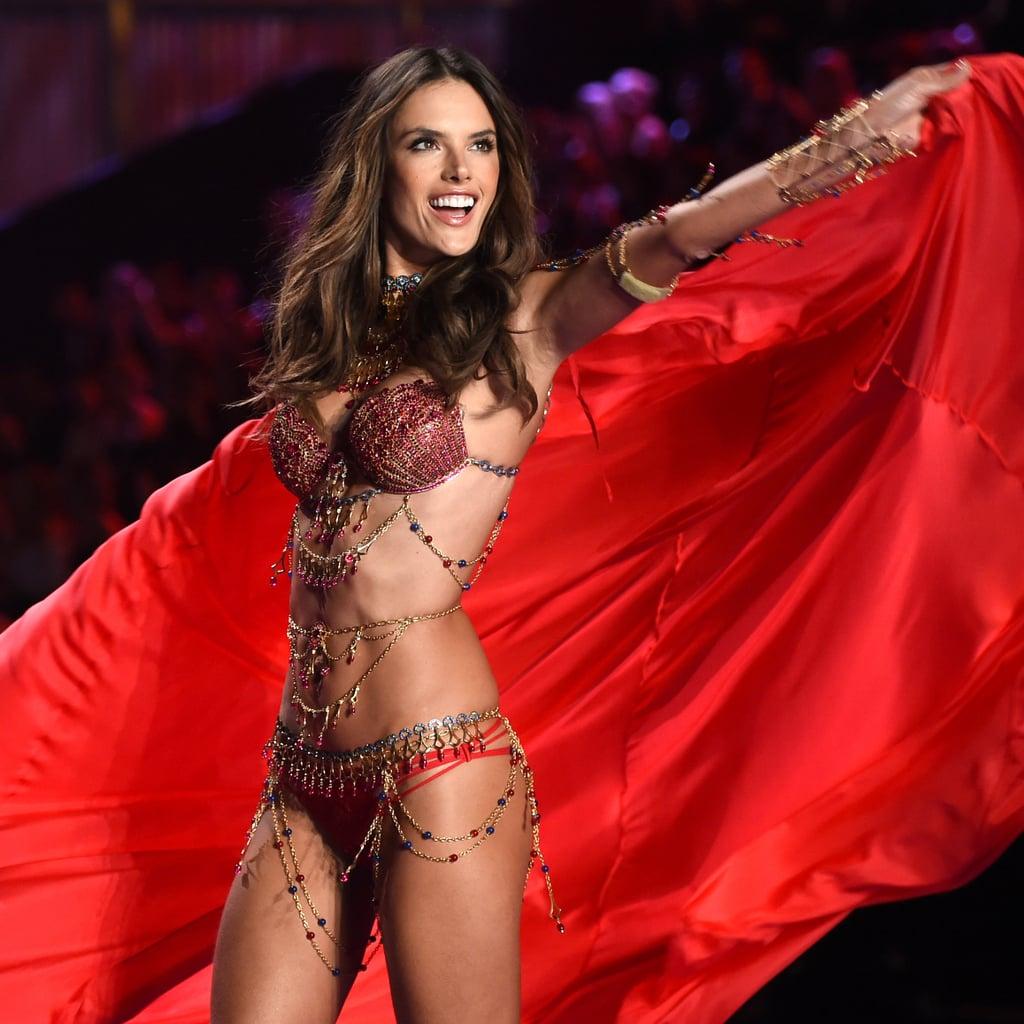 Victoria's Secret Runway Show 2015