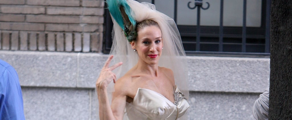 SJP by Sarah Jessica Parker Bridal Collection