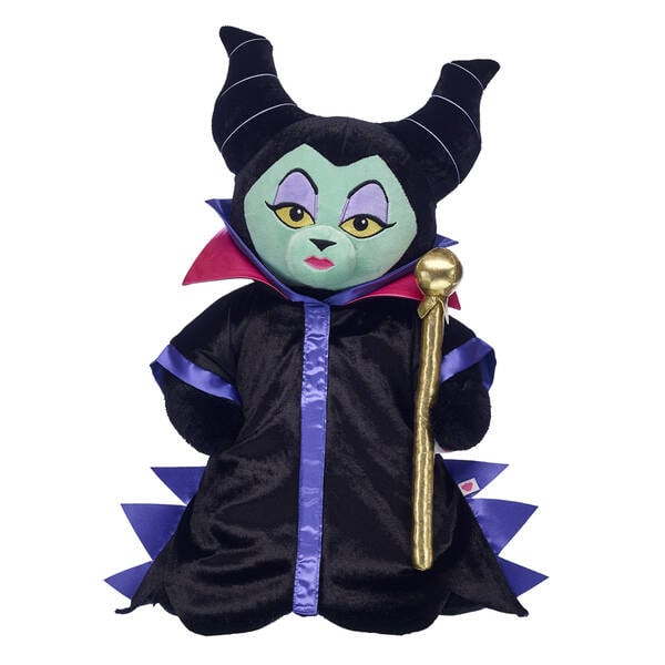 Shop Build-A-Bear's Maleficent Doll — Collector's Edition