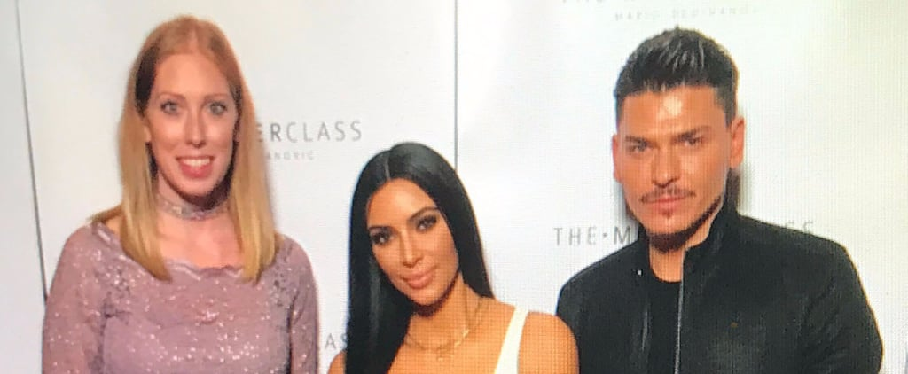 Kim Kardashian Makes Her First High-Profile Appearance Since Terrifying Paris Robbery