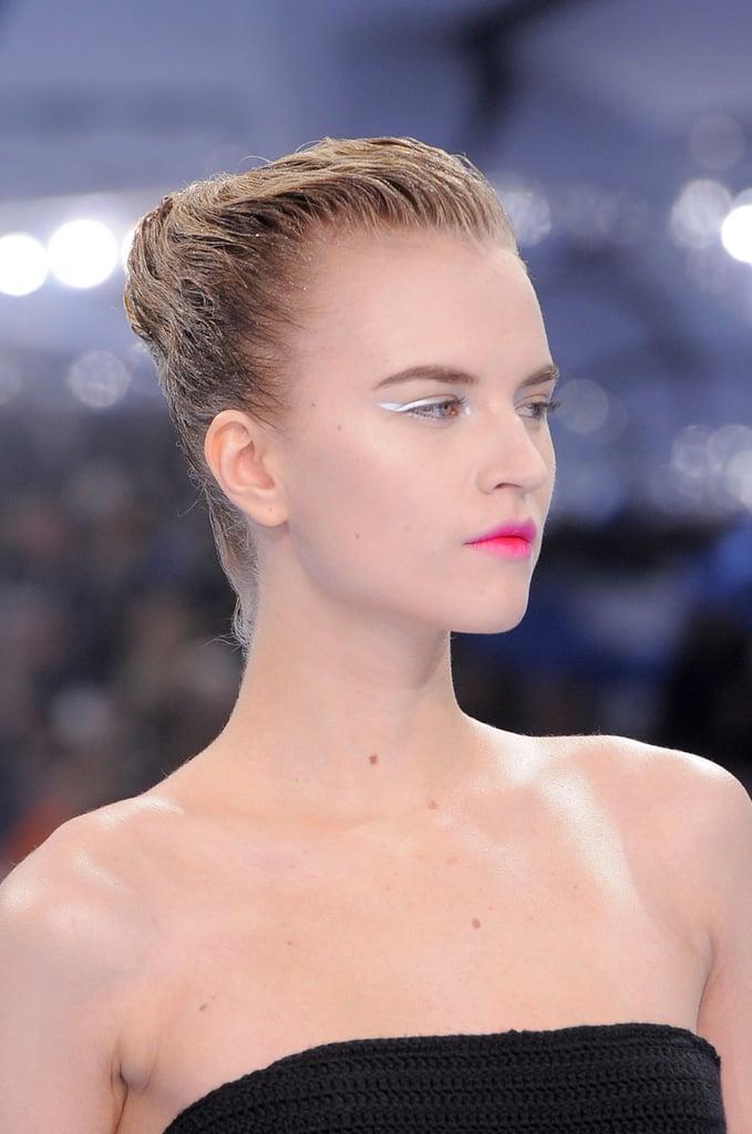 The Makeup at Christian Dior, Paris