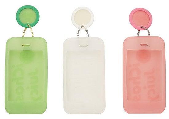 iChoose Juicy With iPhone Gel Cases