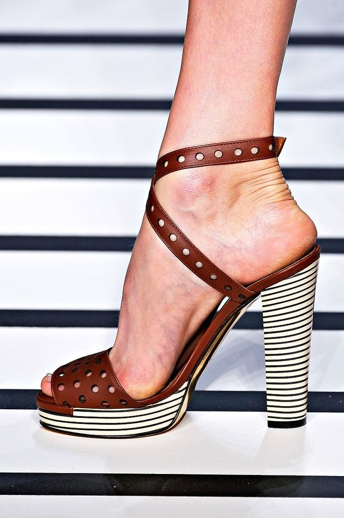 Spring 2012 Milan Fashion Week Shoes