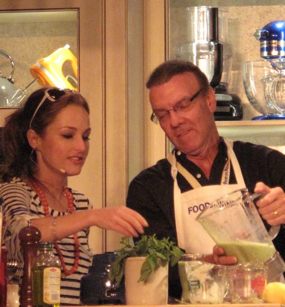 Photo Gallery: Giada De Laurentiis at the 2010 Aspen Food & Wine Classic