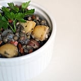 French Lentil Salad With Potatoes