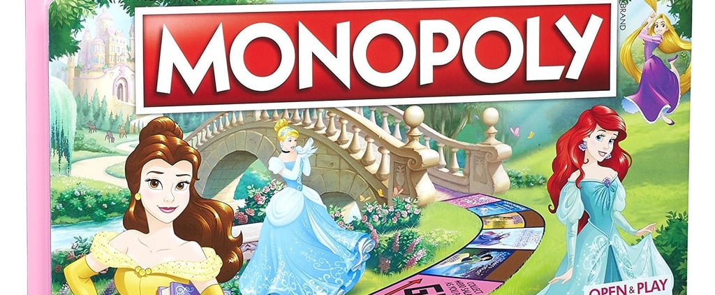 Disney Princess Monopoly Game