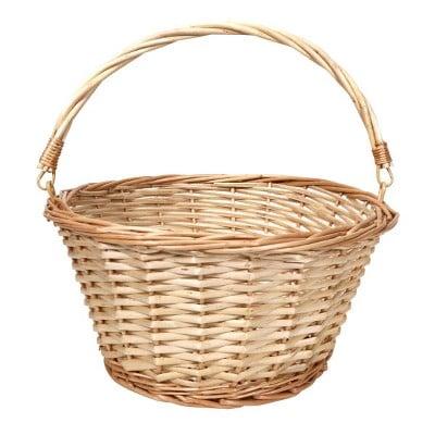 Easter Basket, Natural