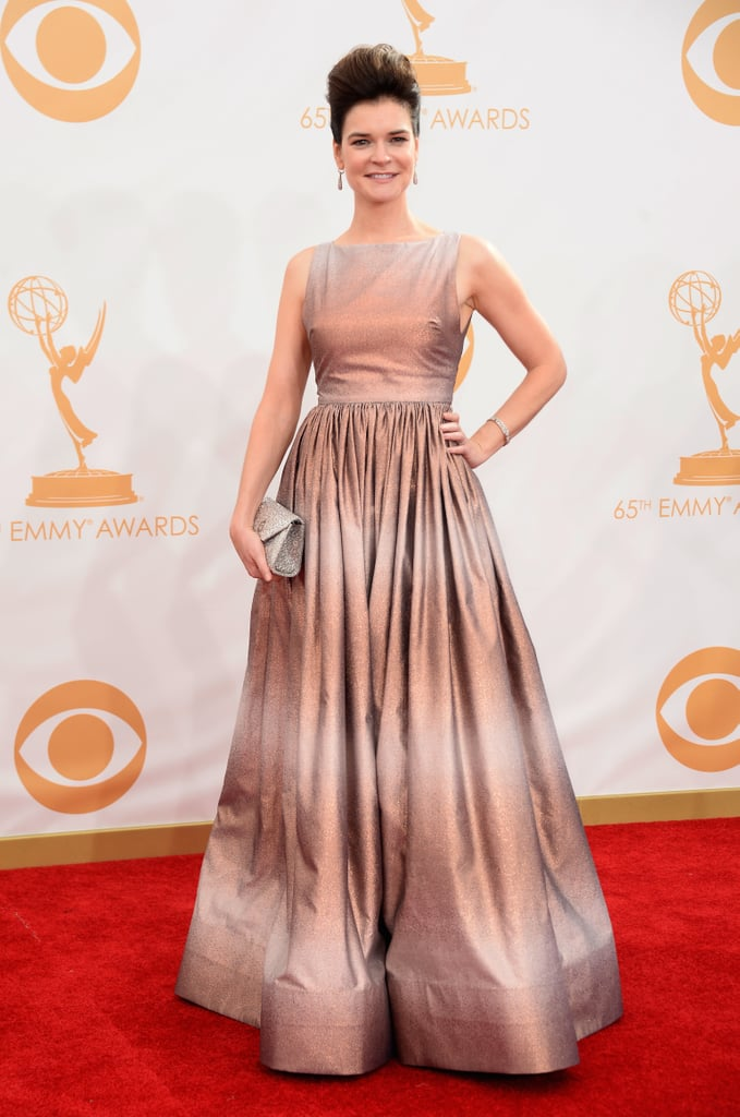 Betsy Brandt attended the Emmys.