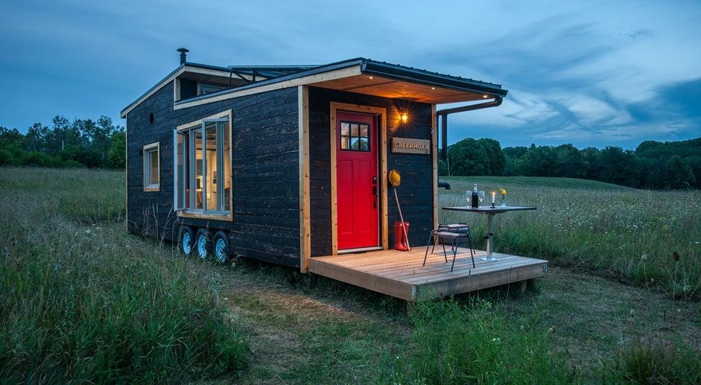 Greenmoxie Eco Friendly Tiny House Where To Buy A Tiny House
