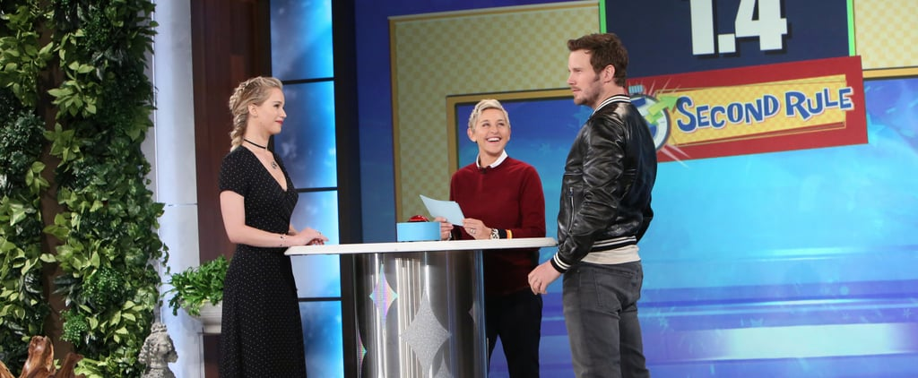 Chris Pratt Reveals His 3 Favorite Body Parts of the Opposite Sex: Lungs, Nipples, and Feet