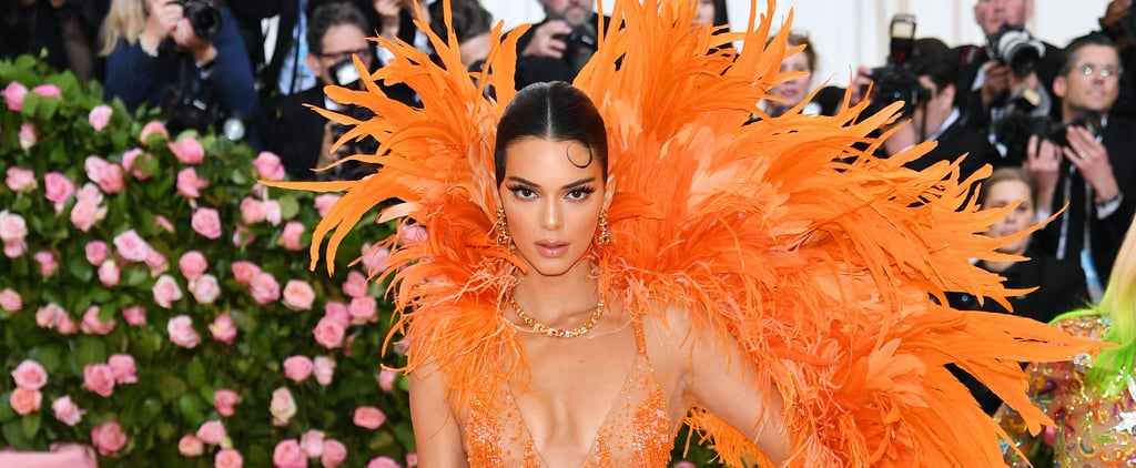 Kendall Jenner's Dress at the 2019 Met Gala