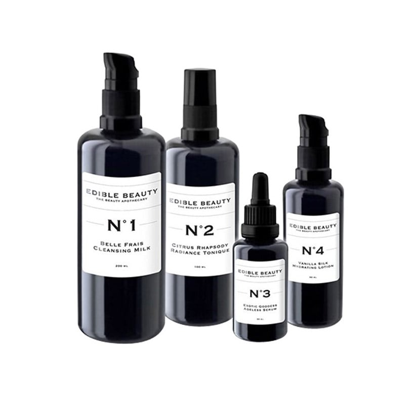 Edible Beauty on the Fly Travel Kit, $78