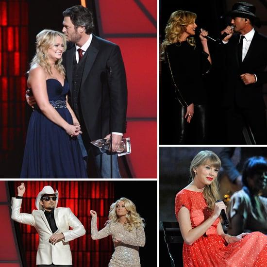 Miranda and Blake Win Big at the Star-Studded CMA Awards