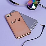 F*ck It iPhone Case