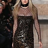 We Felt the '90s Vibes at Emilio Pucci (That Choker Necklace!)