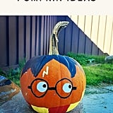 Harry Potter Pumpkin Ideas