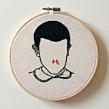 Eleven Embroidery Hoop