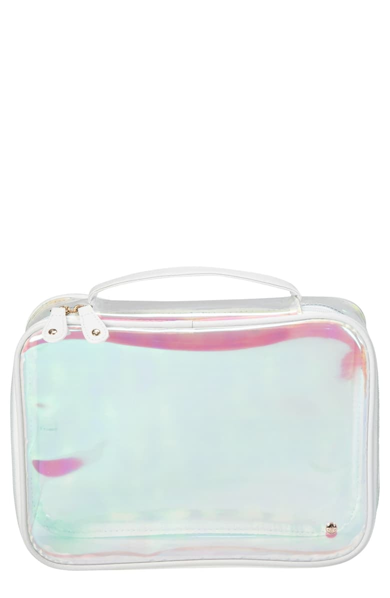 Best Clear Cosmetic Bags For Travel Popsugar Beauty